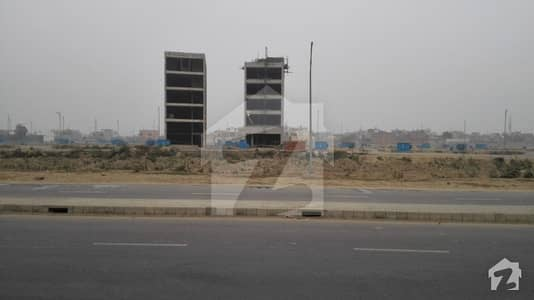 4 Marla Commercial Ideal Plot For Sale In Dha Phase 9 Prism