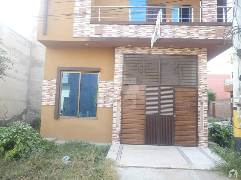 900  Square Feet House Is Available For Sale In Lahore Medical Housing Society