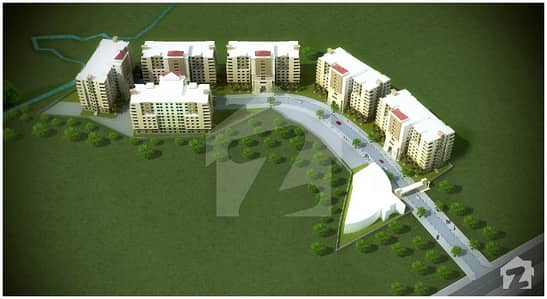 1 Bed Luxury Apartment Available For Sale In Easy Installments