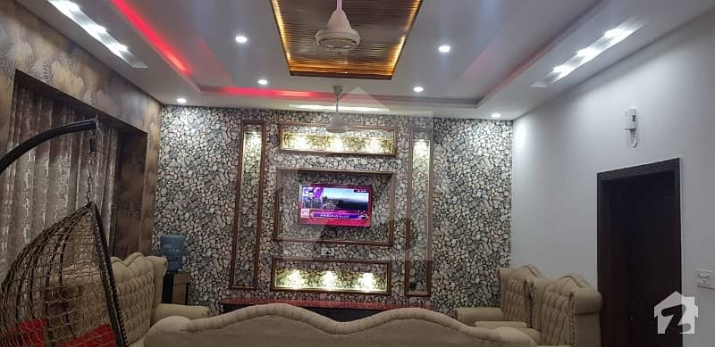 7 Marla House In Bostan Valley 5 Bed Dd Tv Lounge Car Porch