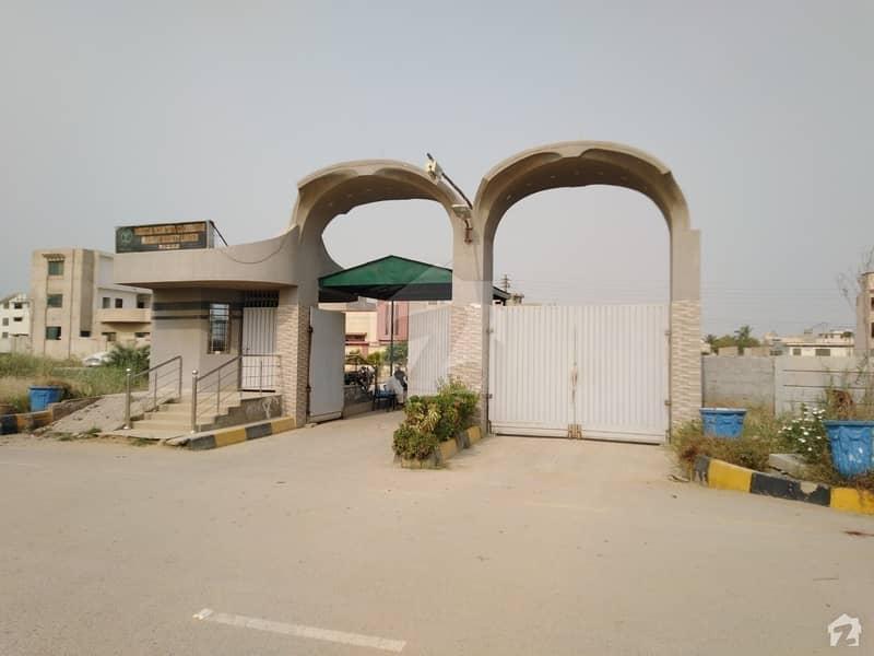 Pakistan Scientist Co-operative Housing Society Scheme 33 Karachi 400 Sq Yard Plot