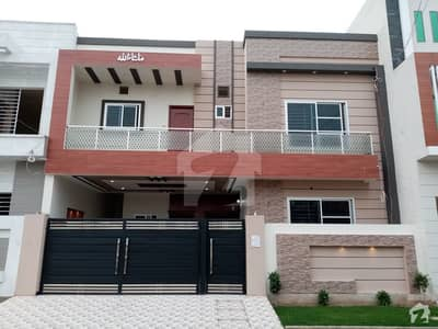 Double Storey House Available For Sale On Main 50 Feet Road