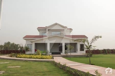 4 Kanal Fame House On Sale In Main Barki Raod Lahore Near To Ring Road