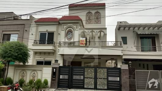 10 Marla Residential House Is Available For Sale At NFC 2 Block C At Prime Location