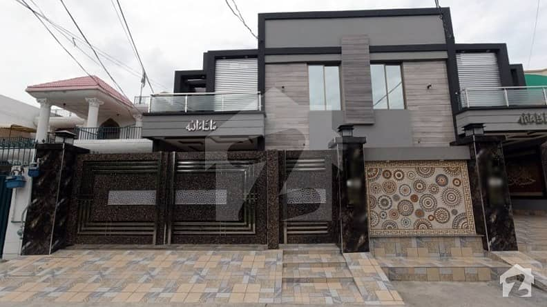 10 Marla House For Sale In E1 Block Of Johar Town Phase 1 Lahore