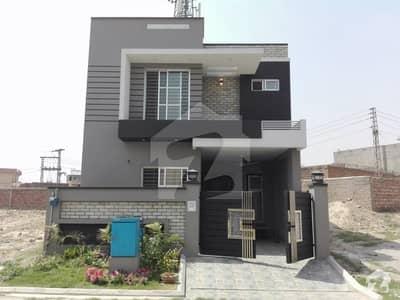 پیراگون سٹی ۔ وُوڈز بلاک پیراگون سٹی لاہور میں 5 مرلہ مکان 1.1 کروڑ میں برائے فروخت۔