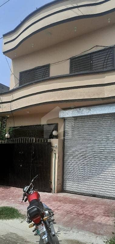 5 Marla House For Sale In Samarzar Housing Society Rawalpindi.
