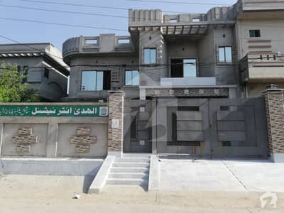 14 Marla Brand New House Is Available For Sale In Green Town