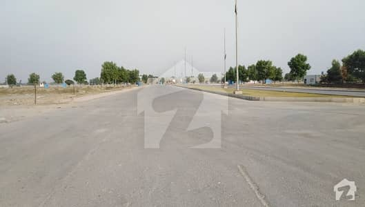 10 Marla Residential Plot For Sale In Tauheed Block Of Bahria Town Lahore