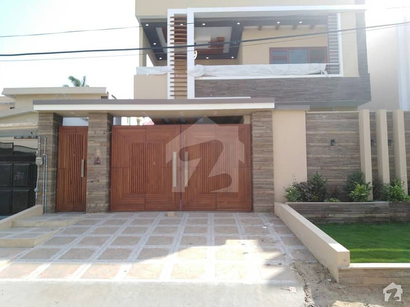 562 Sq Yard Double Story House For Sale In F Block Of North Nazimabad Karachi