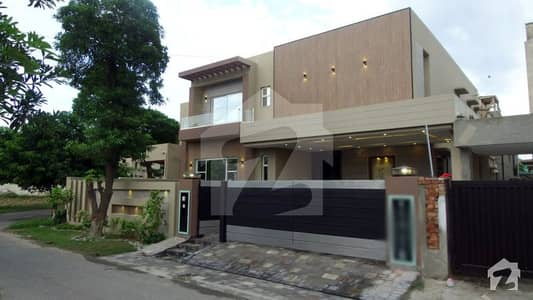 1 Kanal House For Sale In E Block Of Sui Gas Society Phase 1 Lahore