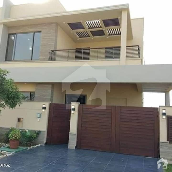 5 Beds 250 Yards Villa On Easy Installment Bahria Town Karachi
