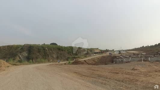 Commercial Plot For Sale In DHA Valley Islamabad