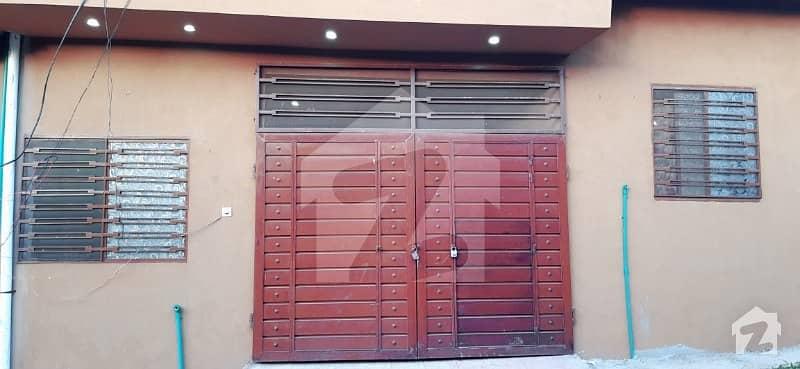 3 Marla Single Storey House For Sale Khalid Colony Phase 2 Chakri Road Rawalpindi