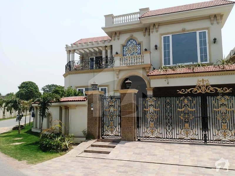 1 Kanal House For Rent In Dha Phase 6 On Prime Location
