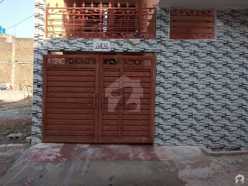Perfect 6 Marla House In Janjua Town For sale