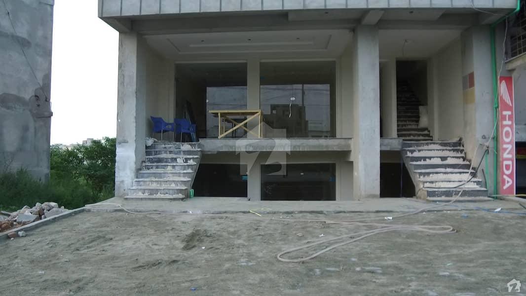 سی بی آر ٹاؤن اسلام آباد میں 4 مرلہ عمارت 4.1 کروڑ میں برائے فروخت۔