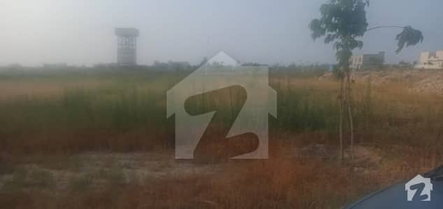 8 Marla Commerical Plot For Sale At Phase 9 Zone 1 Dha Lahore