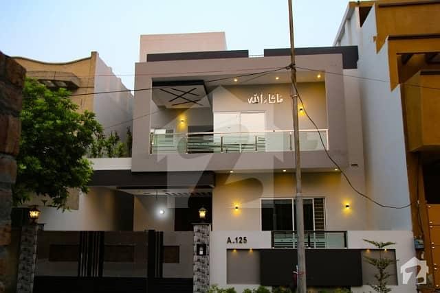 ایڈن گارڈنز فیصل آباد میں 5 کمروں کا 10 مرلہ مکان 2.48 کروڑ میں برائے فروخت۔
