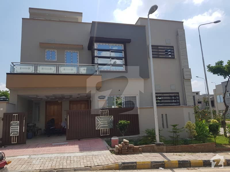 8.25 Marla Brand New Corner House For Sale