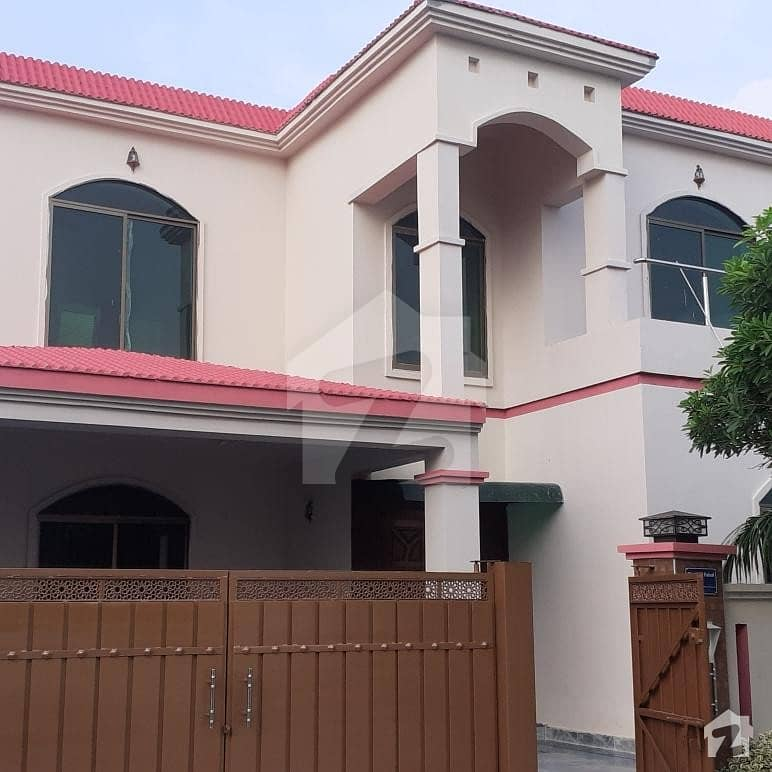 House In Wapda City Sized 5000  Square Feet Is Available