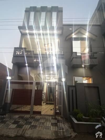 5 Marla New Brand Double Storey For Sale In Ghouri Town Islam Abad
