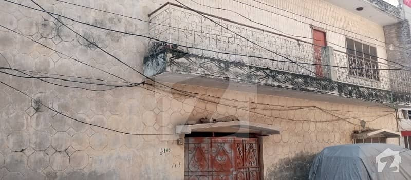 Double Storey House For Sale On Murree Road In Liaquat Bagh