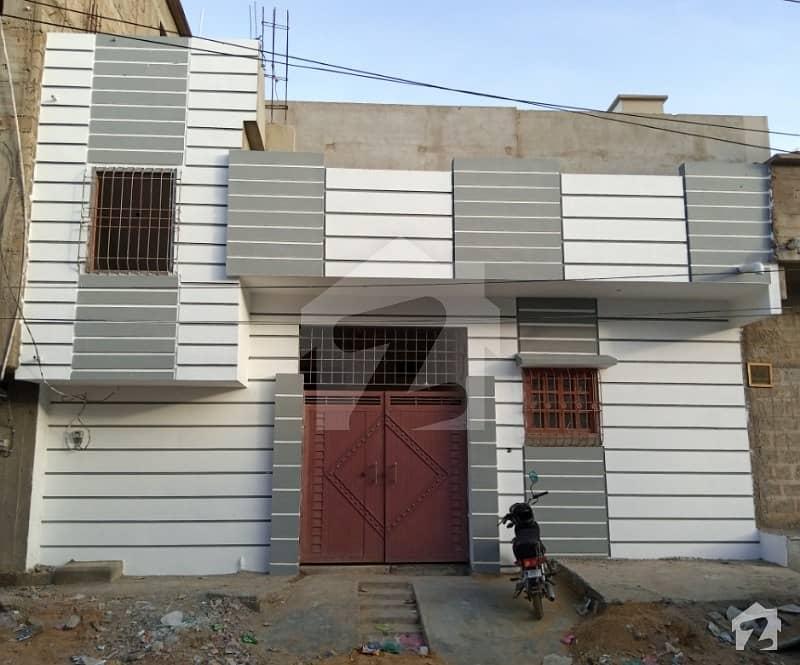 باغِ کورنگی کورنگی کراچی میں 3 کمروں کا 5 مرلہ مکان 95 لاکھ میں برائے فروخت۔