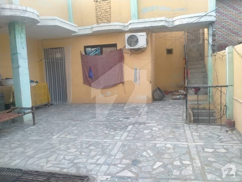 Front Corner house In Gulshan Colony With Triple Story Building