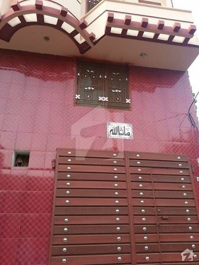 چِچڑوالی گوجرانوالہ میں 3 کمروں کا 2 مرلہ مکان 42 لاکھ میں برائے فروخت۔