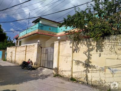 Triple Corner 21 Marla Single Story Old House At Shahzaman Colony Pma Kakul Road Abbottabad