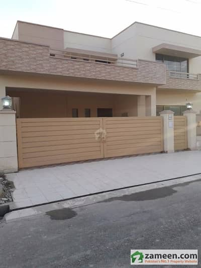 17 Marla Brand New House Available For Sale