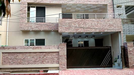 11 Marla Beautiful House Available For Sale In Ayub Colony Scheme 3 Rawalpindi
