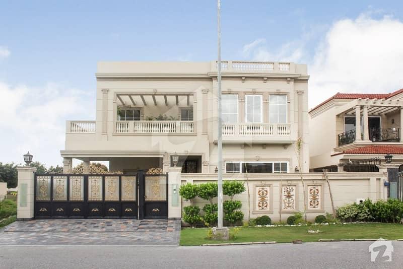 ڈی ایچ اے فیز 6 - بلاک جے فیز 6 ڈیفنس (ڈی ایچ اے) لاہور میں 5 کمروں کا 1 کنال مکان 6.9 کروڑ میں برائے فروخت۔
