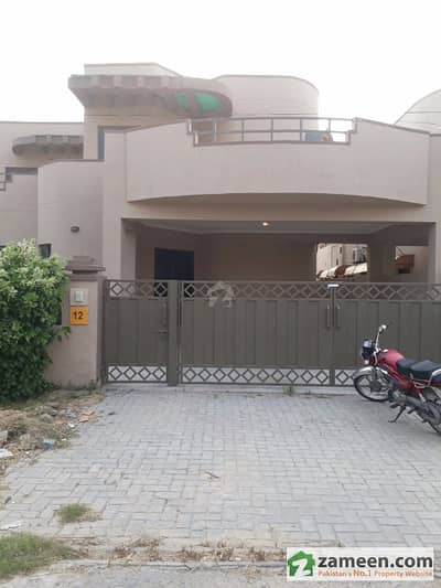 One Kanal House Khalid Designed Main Boulevard Fully Renovated Available For Sale