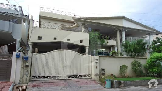 12 Marla House Available For Sale In Chaklala Scheme 3