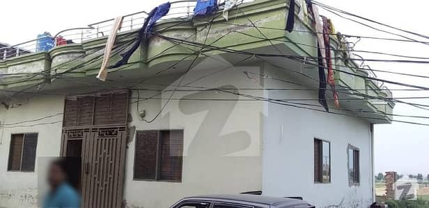 3.5 Marla Independent Single Storey House For Rent