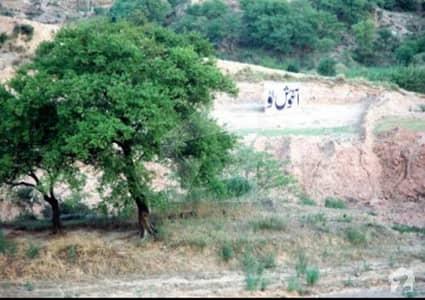 آغوش اسلام آباد میں 1 کنال رہائشی پلاٹ 37 لاکھ میں برائے فروخت۔