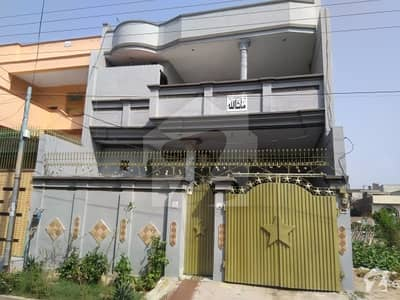 7 Marla House For Sale In Shahbaz Town B Block Faisalabad