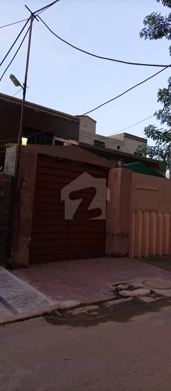 1 Kanal House For Sale In Sarfraz Rafique Link Road Lahore Cantt