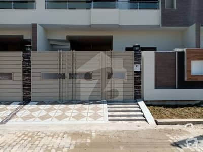 Double Storey Beautiful House For Sale At Shahid Villas Okara