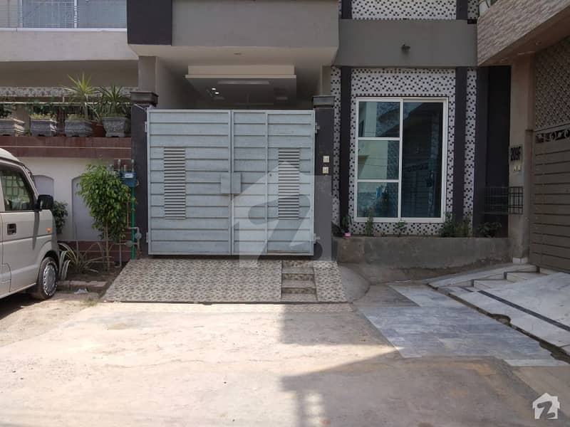 5.5 Marla House Is Available For Sale In Punjab Coop Housing Society
