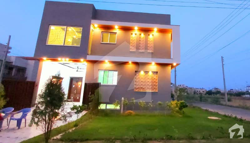 3 Marla Full Basement House On 60 Sqft Road For Sale At Formanites Housing Society