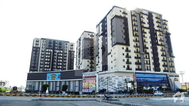 کیپیٹل سکئیر بی ۔ 17 اسلام آباد میں 2 کمروں کا 5 مرلہ فلیٹ 75 لاکھ میں برائے فروخت۔