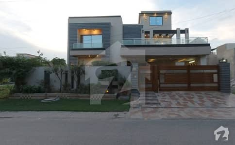 18 Marla House For Sale In B Block Of Pcsir Housing Scheme Phase 2 Lahore