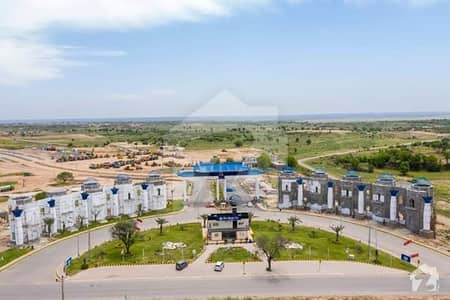 5 Marla Commercial Plot Available At Blue World City So Book Your Plot In Order To Retain Maximum Profit
