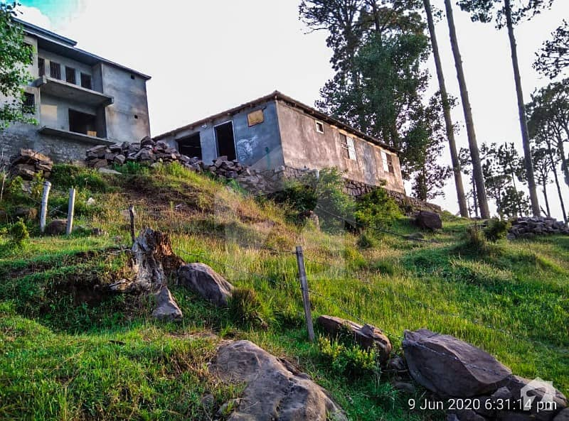 12 Marla Plot For Sale On Murree Motorway