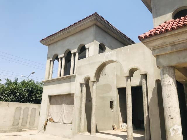 حیات آباد فیز 2 حیات آباد پشاور میں 12 کمروں کا 2 کنال مکان 11.6 کروڑ میں برائے فروخت۔