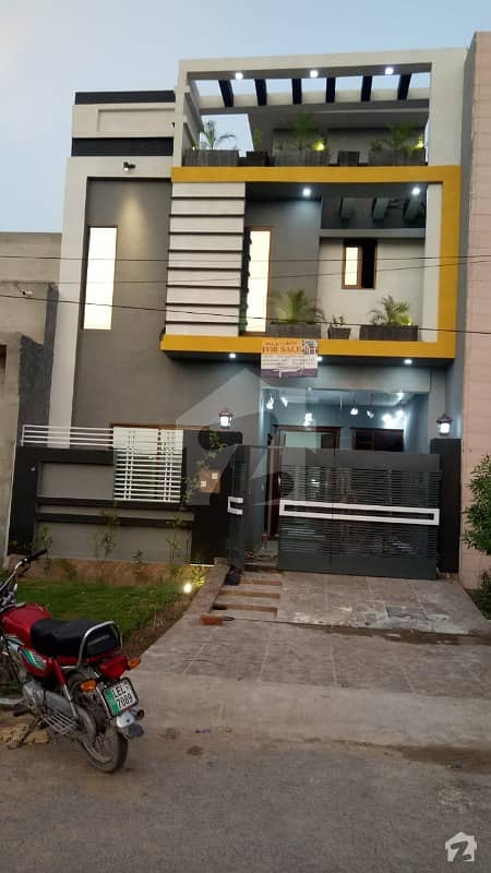 5 Marla Brand New House For Sale Formanites Housing Society Ll Block
