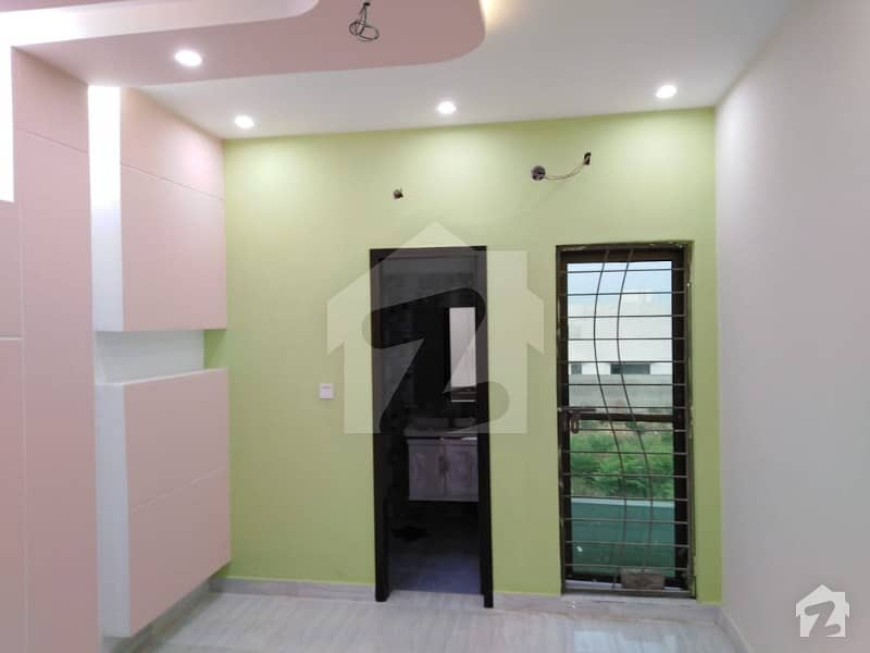5 Marla Brand New House For Sale Ll Block Formanites Housing Society